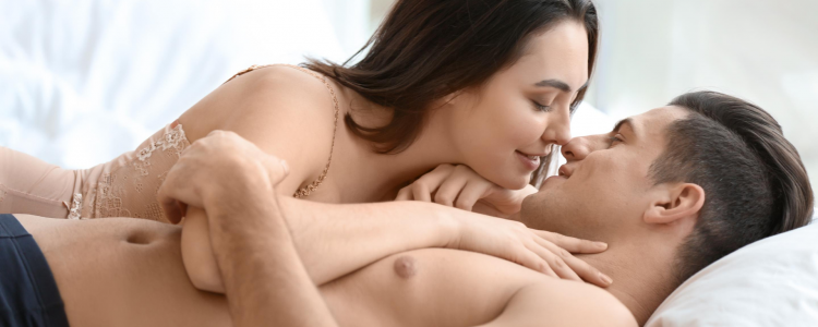 Tongkat Ali can help increase men's sex drive.
